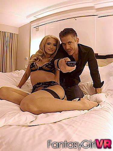 Anikka Albrite vr big cock sex in Las Vegas with Mick Blue