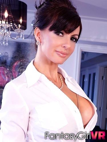 Catalina Cruz sexy business woman with big tits